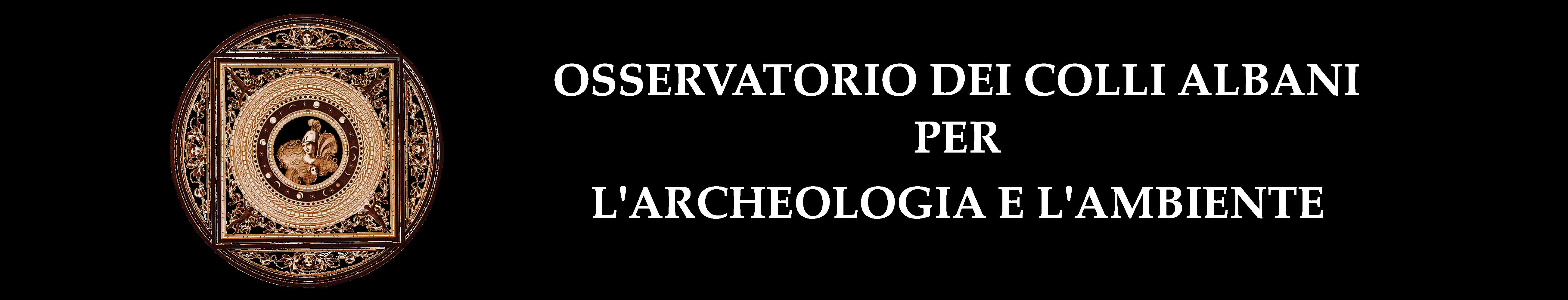 Osservatorio dei Colli Albani per l'Archeologia e l'Ambiente